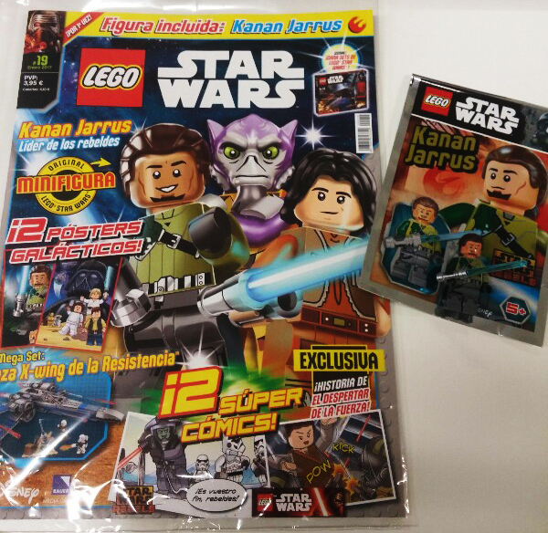 Star Wars Spanish Stuff Ver Tema Concurso Revista Lego Star Wars