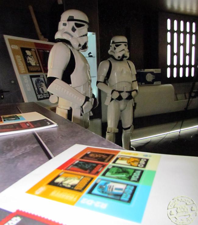 Star wars spanish stuff for Oficinas disney madrid